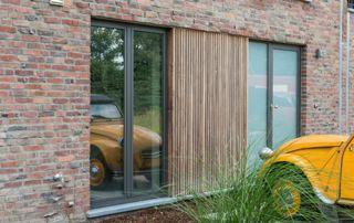 portes-fenêtres châssis alu