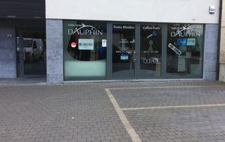 vitrine Serrurerie Dauphin Charleroi