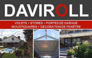 Daviroll Logo