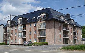 immeuble d'appartements à Liège