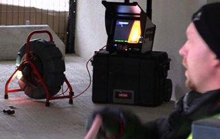 inspection canalisations par caméra