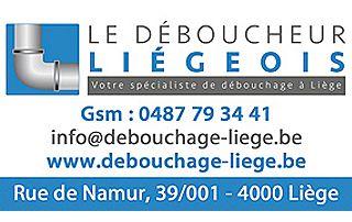 logo Le Déboucheur Liégeois