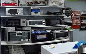 électro divers : micro-onde, four, etc.