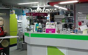 magasin d'électroménager