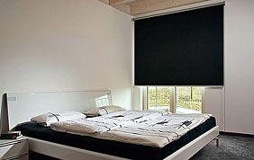 store chambre à coucher : enrouleur occultant