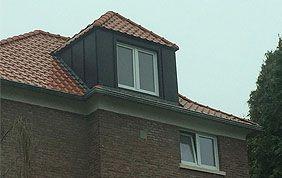 toit avec lucarne