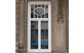 fenêtre avec châssis sur mesure