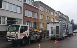 déménagement complet à Bruxelles