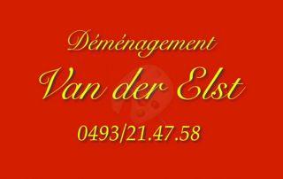 logo Déménagement Van der Elst
