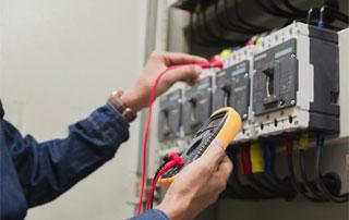 réparation électricité