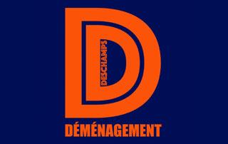 logo Déménagement Deschamps