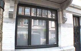 nouvelle fenêtre avec châssis PVC