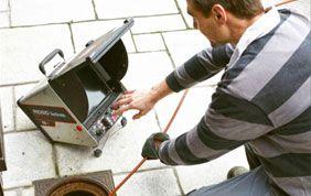 inspection par caméra des canalisations