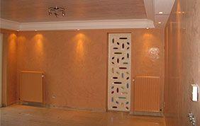 peinture murs, plafond et plinthes