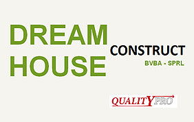 dream house construct logo