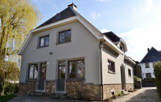 rafraîchissement façade maison