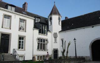 peinture blanche façade