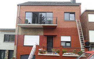 peinture façade maison