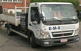 camion ems