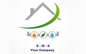 Logo de E-M-S