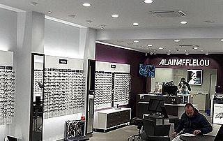 Magasin lunettes Afflelou