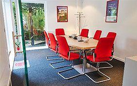 salle de réunion agence immobilière