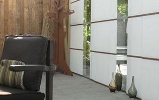 panneaux japonais washi