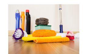 matériel de ménage