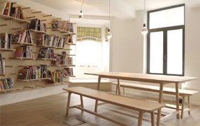 rénovation bibliothèque