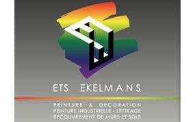 Logo Ekelmans : entreprise de peintres professionnels