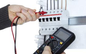 Mise au normes système électrique