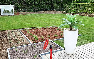 aménagement jardin et potager