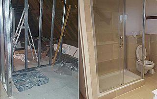 transformation douche salle de bain