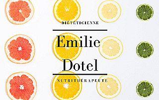 Emilie Dotel nutrithérapeute et diététicienne