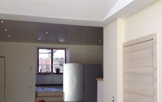 Rénovation peinture salon
