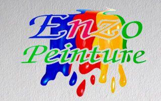 Logo Enzo Peinture