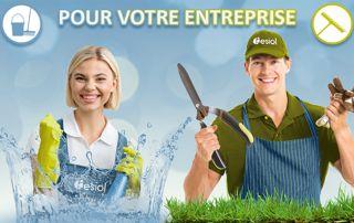logo Esiol nettoyage et jardinage
