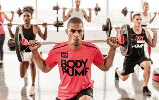 cours de Body Pump