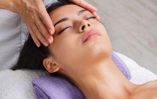 soins du visage relaxation et détente