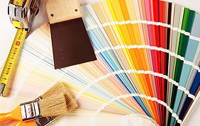 nuancier choix de couleurs