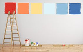 choix peinture murale