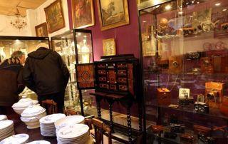 Showroom antiquités