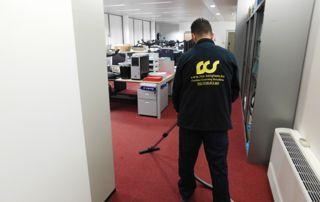 Nettoyage de bureaux bruxelles