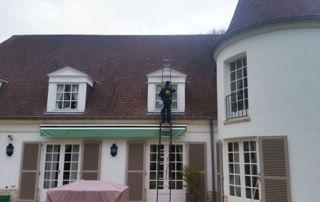 nettoyage fenêtres de maison