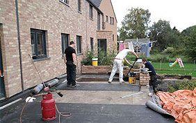 travaux étanchéité terrasse