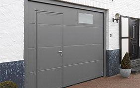 Porte de garage Charleroi