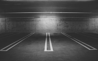 parking sous terrain