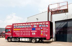 camion fossoul