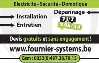 installation et entretien d'électricité sécurité et domotique