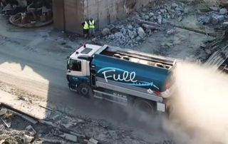 Camion de livraison Full Services